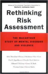Rethinking Risk Assessment cover