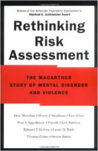 Rethinking Risk Assessment cover