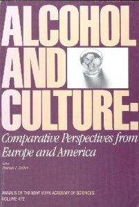 Alcohol and Culture