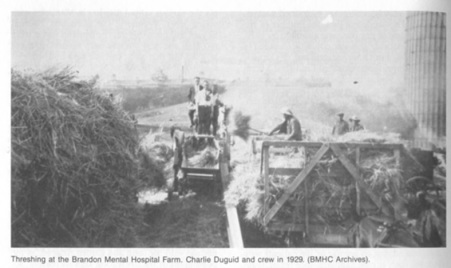 Farm work 1929
