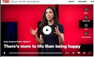 Happiness TED Talk